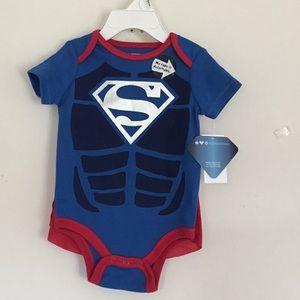 Other - Baby Superman onesie💫